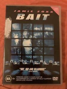 Bait (DVD Region 4) Ex-rental - Jamie Foxx, David Morse, Doug Hutchison