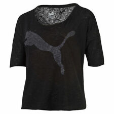 Camisetas y tops de deporte de mujer PUMA de poliéster