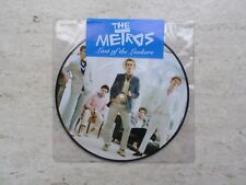 """THE METROS """"LAST OF THE LOOKERS"""" LTD EDITION  7"""" PICTURE DISC VINYL SINGLE"""