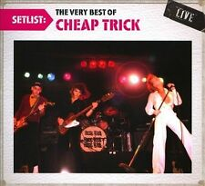 Setlist: The Very Best of Cheap Trick Li CD