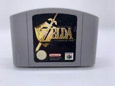 The Legend Of Zelda: Ocarina Of Time (Nintendo 64, 1998) NUR MODUL