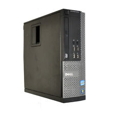 Dell Optiplex 9010 SFF PC Intel i5-3570@3.4GHz CPU 4GB RAM 500GB HDD  WIN 7