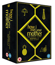 HOW I MET YOUR MOTHER - SEASON 1 TO 9 - DVD - REGION 2 UK