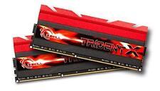 16GB G.Skill DDR3 PC3-17000 2133MHz TridentX Series CL9 (9-11-11-31) Dual Kit
