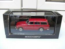 Volvo 121 break 1966 red Minichamps 430171014 MIB 1:43 144 245 saab BEAUTIFUL