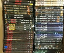 226 Action Movies-Dvd Lot Pick and Choose Ultimate Selection-Save on Shipping-.