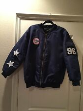 Luxury Apparel Air Force Fighter Replica Bomber Jacket