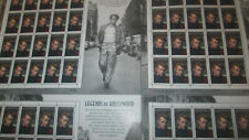 US Discounted Postage 5x Press Sheets MNH Face $169.80