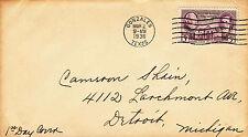 US FDC Sc # 776 Texas Centennial - US 8163