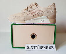 Asics Gel Lyte 3 III iii X Clot Sand Special box  US8 UK7 EU40,5 DS