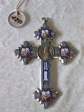 micro mosaic cross