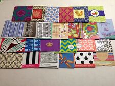 Lot Of 50 Pcs Notecards And Envelopes Assorted Designs Greeting Cards 25 Designs