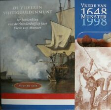 Nederland 50 Gulden 1998 FDC in blister