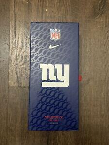 Nike Vapor Fly New York Giants Football Gloves. Size Medium