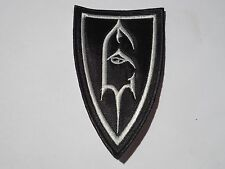EMPEROR BLACK METAL EMBROIDERED PATCH