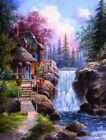Tranquility Falls 1000 Pc Jigsaw Puzzle For Sale