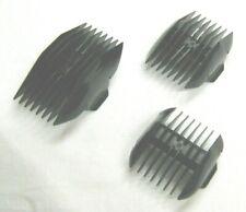 Tagliacapelli Panasonic ER1420, set di 3 pettini da taglio originali!