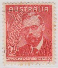 (PDX379) 1948 AU 2½d red W. J. Farrer (A)