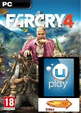 Far Cry 4  PC Uplay **FAST DELIVERY**