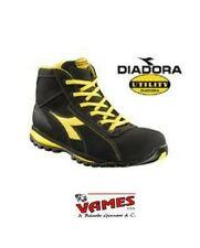 Scarpe alte da lavoro Diadora Utility Glove II High S3-hro-sra 42 Nero2