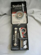 Scotch Magnetic Tape Accessory  KIT. Splicer, Leader Tape , Blade and tape clips