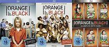 Orange is the new Black -1,2,3 Staffel - 12 Blu Ray - 3 Boxen