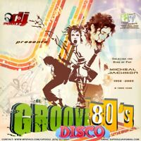 Dj Poole - Groove (80'S Disco Mix) CD
