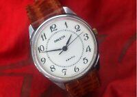 Soviet USSR Raketa wristwatch Quartz watch Russian men's