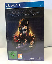 TORMENT - TIDES OF NUMENERA - collector's edition PS4