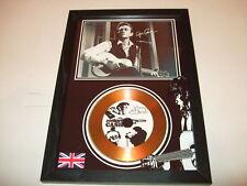 JOHNNY CASH   SIGNED  GOLD CD  DISC  14