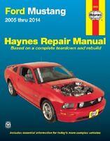 Repair Manual-GT Haynes 36052 fits 07-08 Ford Mustang