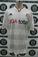 Maglia calcio BAYERN MONACO MUNICH TG L 2010/12 shirt trikot camiseta maillot