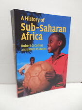 History Of Sub-Saharan Africa Guide Book Cambridge University Zimbabwe Zulu