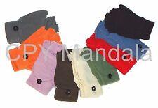 Mitones MANOPLAS Mujer - Talla Única - Colorido a elegir (mitones,gant)