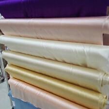 19 m/m 100% Mulberry Silk Satin Fabric 1 meter
