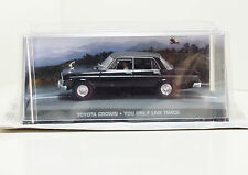 James Bond Car Collection 56 Toyota Crown - You Only Live Twice & Magazine