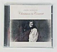 Christmas in Concert by John Denver (CD, Sep-2001, RCA) Factory Sealed