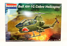 Monogram #85-4677 BELL AH-1G Cobra HELICOPTER 1:32 scale KIT US Army
