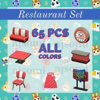 New Horizons complete 🧑🍳 Restaurant 🧑🍳 Set 65pcs