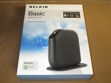 Belkin Wireless Router Surf N150 150 Mbps 4-Port 10/100 (F7D1301)
