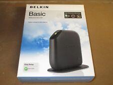 Belkin Wireless Router Surf N150 150 Mbps 4-Port 10/100 (F7D1301)