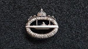 (A31-9) U-Boot Kriegsabzeichen U Boot Abzeichen Kaiserreich WWI