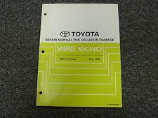 2000 2001 2002 2003 2004 2005 Toyota Echo Body Collision Service Repair Manual