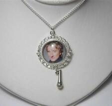 Handmade Glass Music Costume Necklaces & Pendants