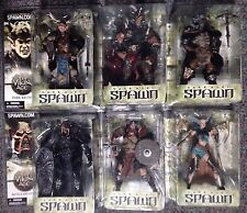 Viking Age Spawn Series 22 Set Of 6 McFarlane Action Figure Bloodaxe Valkerie