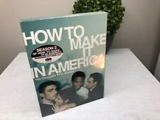 How to Make it in America First Season Brand New DVD Set