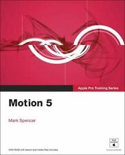 Apple Pro Training Series: Motion 5-ExLibrary