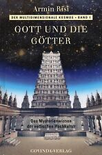 GOTT UND DIE GÖTTER - Das Mysterienwissen der vedischen Hochkultur - Armin Risi