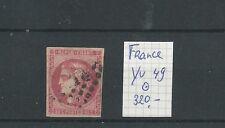 "FRANCE  Yv 49  ""BORDEAUX"" 80ct  VFU  CV 320 €"