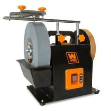 2 Direction Water Cooled Wet Dry Sharpening System Wen 10 In Heavy Duty